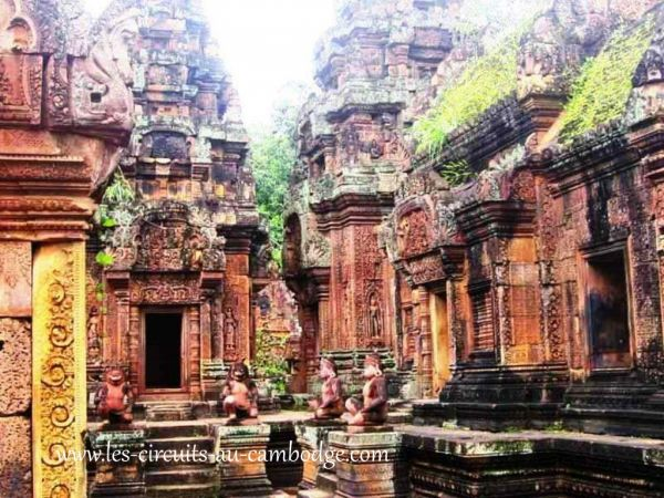 Banteay Srei.temple.Angkor