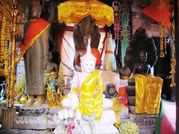 Prasat Banon Temple Battambang.temple.Angkor
