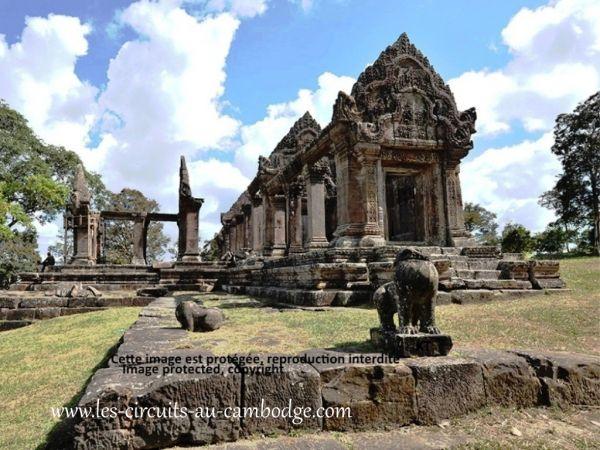 Preah Vihear Temple Angkor.temple Angkor