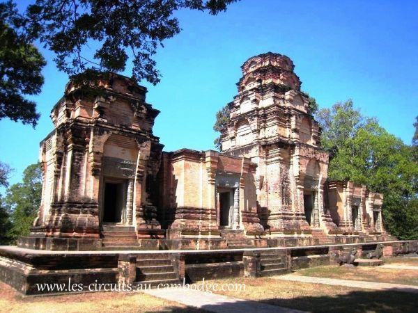 Temple Prasat Kravan Temple Angkor 49