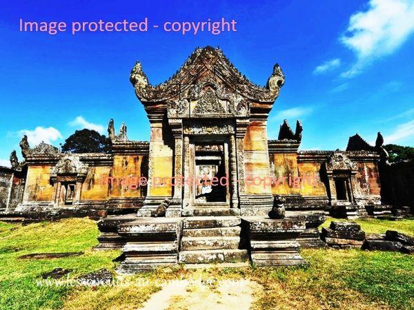 Temple Preah Vihear Cambodge Temple Angkor 52