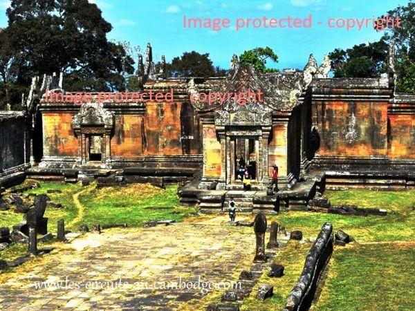 Temple Preah Vihearsiem Reap Temple Angkor 54