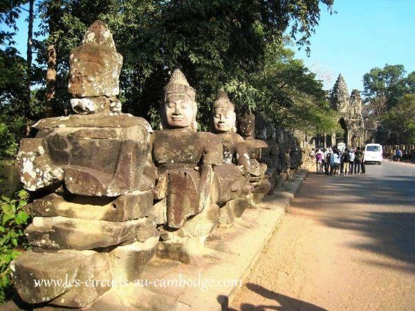 Temple Bayon.temple Angkor