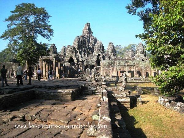 Temple Bayon  Angkor.temple