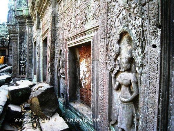 Temple Ta Phrom Angkor 30