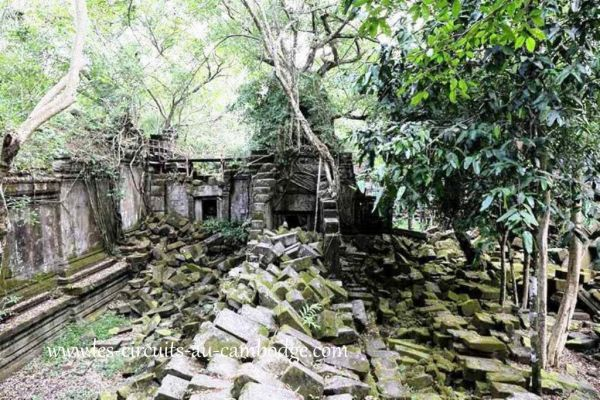 Beng Mealea TempleAngkor
